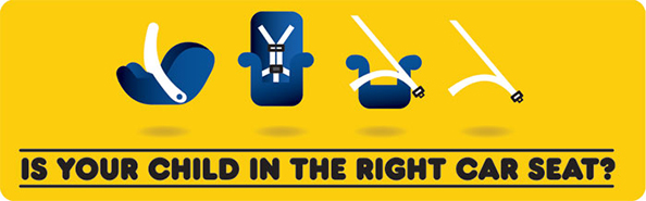 Age Height Car Seat Requirements